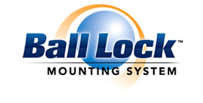 Ball Lock™ is the industry's most popular quick-change, fixturing-flexible mounting system